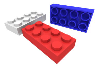 Toy Blocks (Colour)