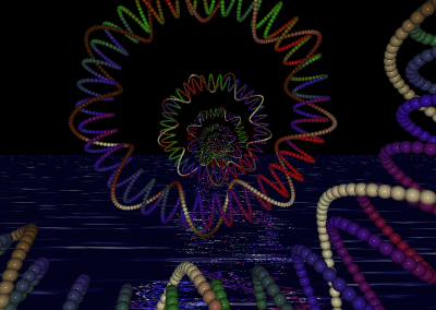 """Alien """"DNA"""""""