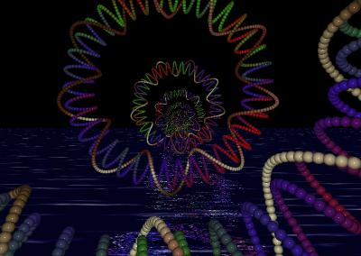 Computer generated rendering.
