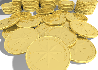 Coins (Gold)